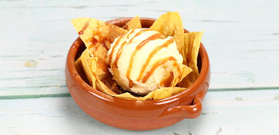 "Buenos nachos <font color=""#009f9a"">3.50€</font>"