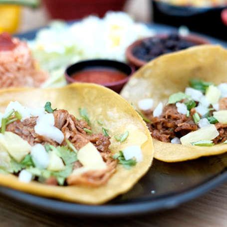 Tacos al Pastor