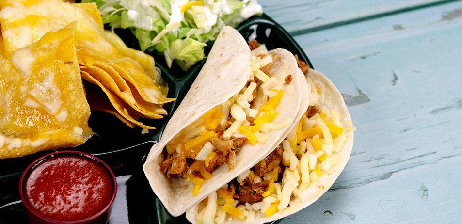 """Tacos <font color=""""#009f9a"""">8€</font>"""
